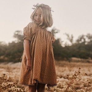 Noralee Maddie Dress in Golden- NWT